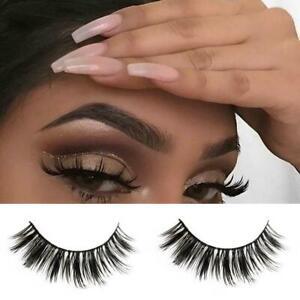 Hair-Flutter-Wispy-False-Eyelashes-Like-Huda-Red-Cherry-X3Q5-Eyelashes-N7H7
