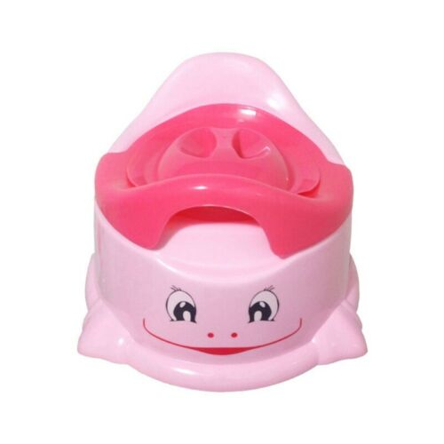 US Potty Training Toilet Seat Baby Portable Toddler Chair Kids Girl Boy Trainer