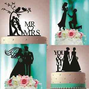 Laser Cut Cake Topper Wedding Galery