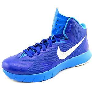 sale retailer f5724 97932 Image is loading 110-Men-NIKE-Lunar-Hyperquickness-TB-Basketball-Shoe-