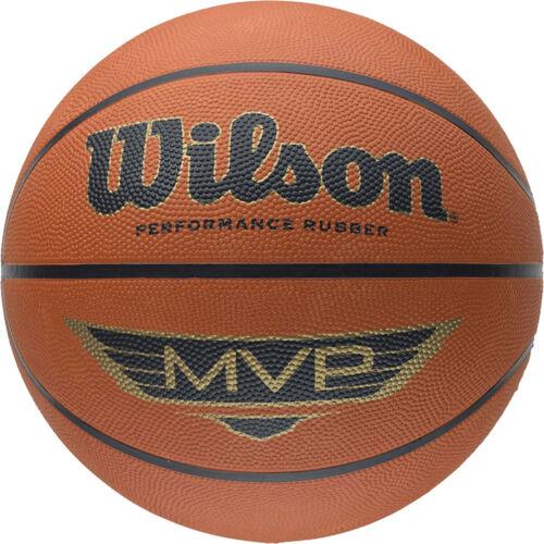 7 Uk Wilson MVP Traditional Series Heritage Game Basketball Balls Size 5 6