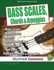 Bass Scales Chords and Arpeggios by Dan Wright 9780955656682 Paperback 2014