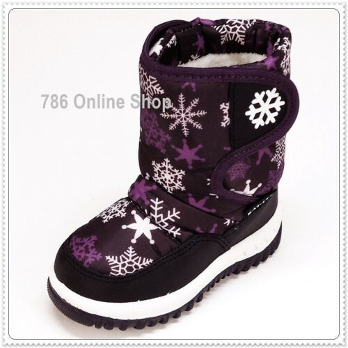 Childrens Shoes Winter Shoes Winter Boots Boys Girl Shoes New 134D