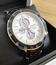 SEIKO Sportura Solar Powered Chronograph  Watch (SSC359P1)
