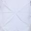 Diamant-Pintuck-Pinch-Pli-Housse-De-Couette-Avec-Housse-De-Couette-Set-Ensemble-de-literie-en miniature 7
