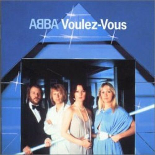 ABBA - Voulez-Vous [New CD] Bonus Track, Rmst, Holland - Import