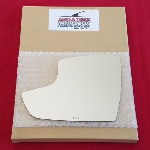 Mirror Glass For 13-17 Ford C-Max Escape Driver Side Replacement-Lwr