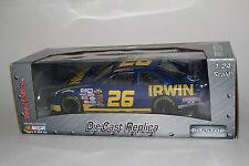 Signed 2006 Jamie McMurray Irwin Tools, Team Caliber 1/24TH NASCAR Diecast