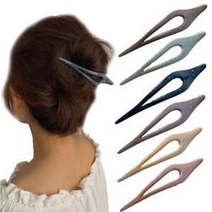2Pcs-Women-Hairpin-Dripping-Plastic-Duckbill-Clip-Accessories-Gift-Korean-Design