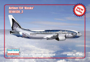 Eastern Express 1//144 Boeing 737-200 Olympic Airlines Civil Airliner