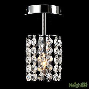 Image Is Loading 3 9 034 Mini Crystal Pendant Lamp Led