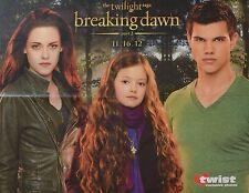 BREAKING DAWN - A2 Poster (XL - 40 x 52 cm)- Twilight Sammlung Clippings Ausland