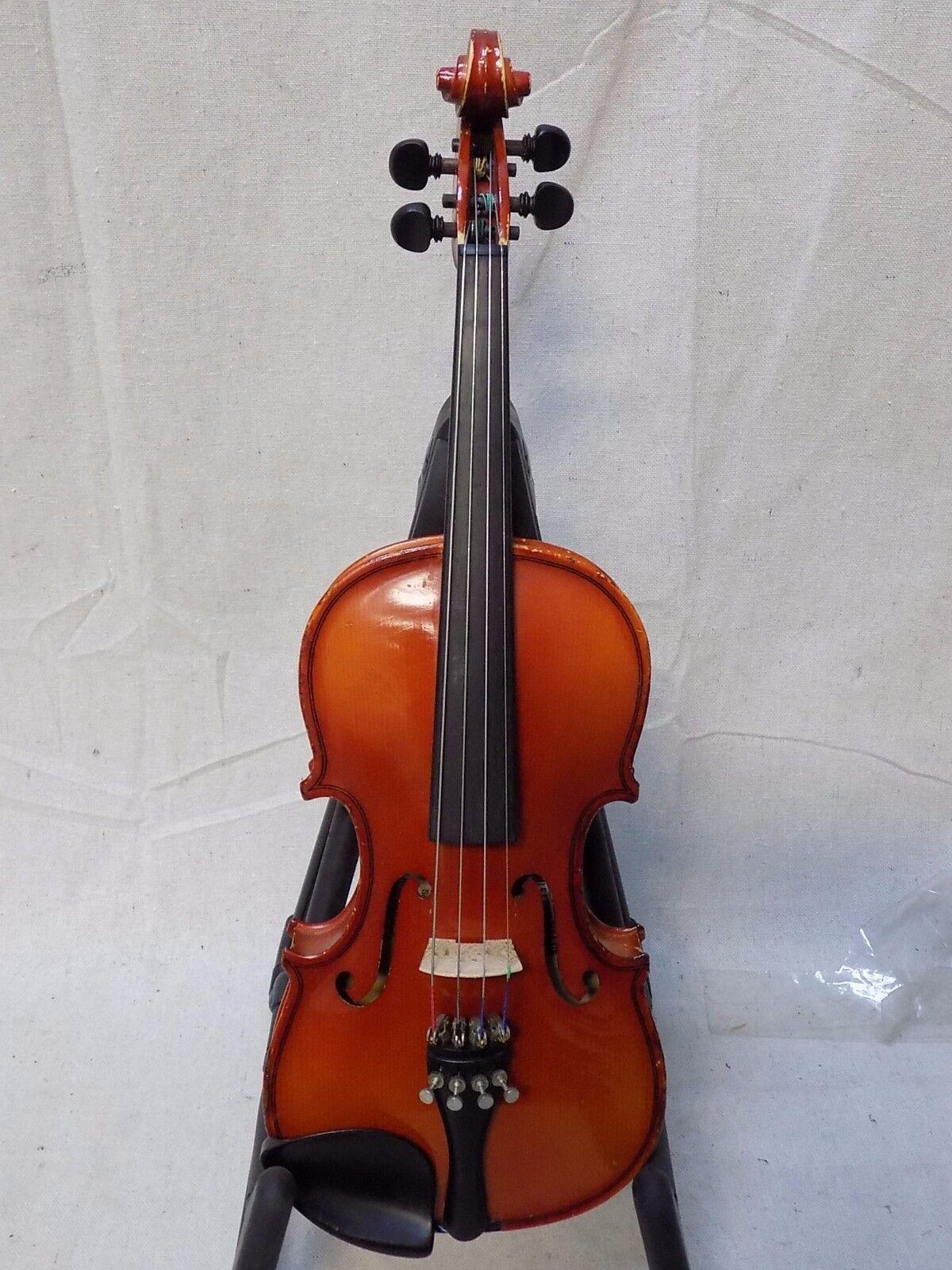 Refurbished Scherl & Roth 1/4 Größe Student Violin Outfit