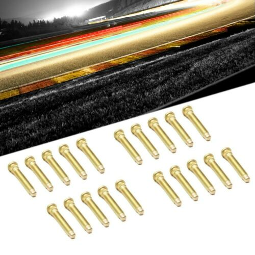 Megan 20PCs Gold Front//Rear Extended Wheel Studs For 93-07 Subaru Impreza GC//GD