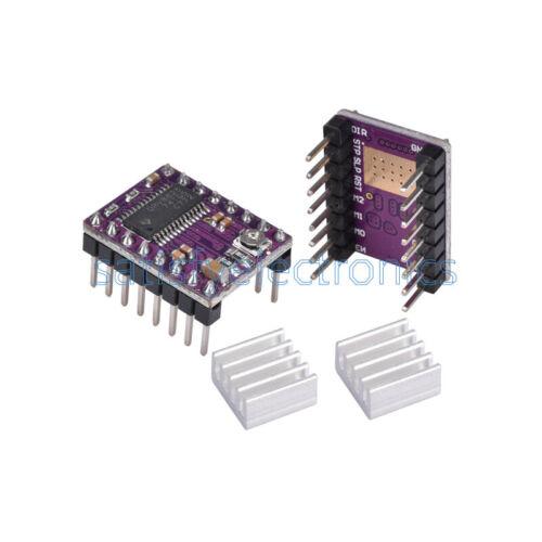 2PCS DRV8825 stepper motor driver Module 3D printer RAMPS1.4 RepRap StepStick