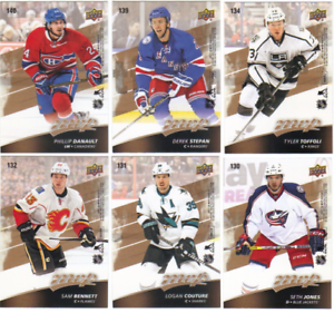 2017-18-Upper-Deck-MVP-Hockey-Puzzle-Back-Cards-Choose-From-Card-039-s-1-200