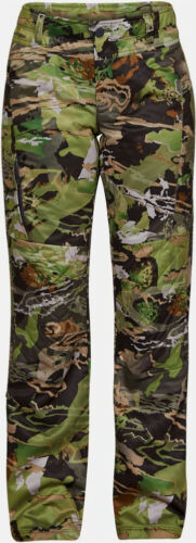 NWT $150 Under Armour Women/'s Storm Mid Season Brow Tine Fitted Pants Camo Hunt