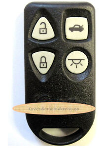 keyless remote entry Seville SLS STS clicker transmitter controller control OEM