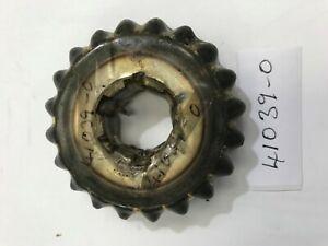 MASCOT 1600  41039-0   GEAR BOX  800  20T Colchester Lathes