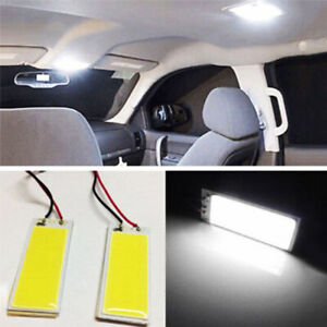 12V-Auto-Lamps-accessories-Car-Dome-Light-36-COB-HID-LED-Panel-Lamp-Door-Bulb