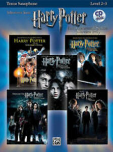 Harry-Potter-Solos-tenor-sax-CD-Various-Saxophone-and-piano-ALFRED-29059
