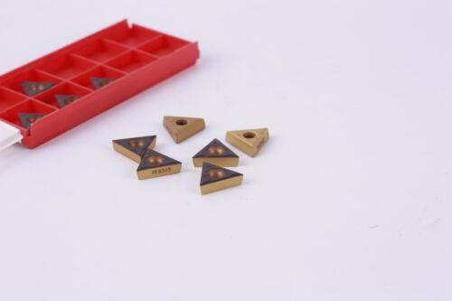 10pcs new TCMT16T304-PF 4315 TCMT32.51-PF CNC TOOL Carbide  INSERT