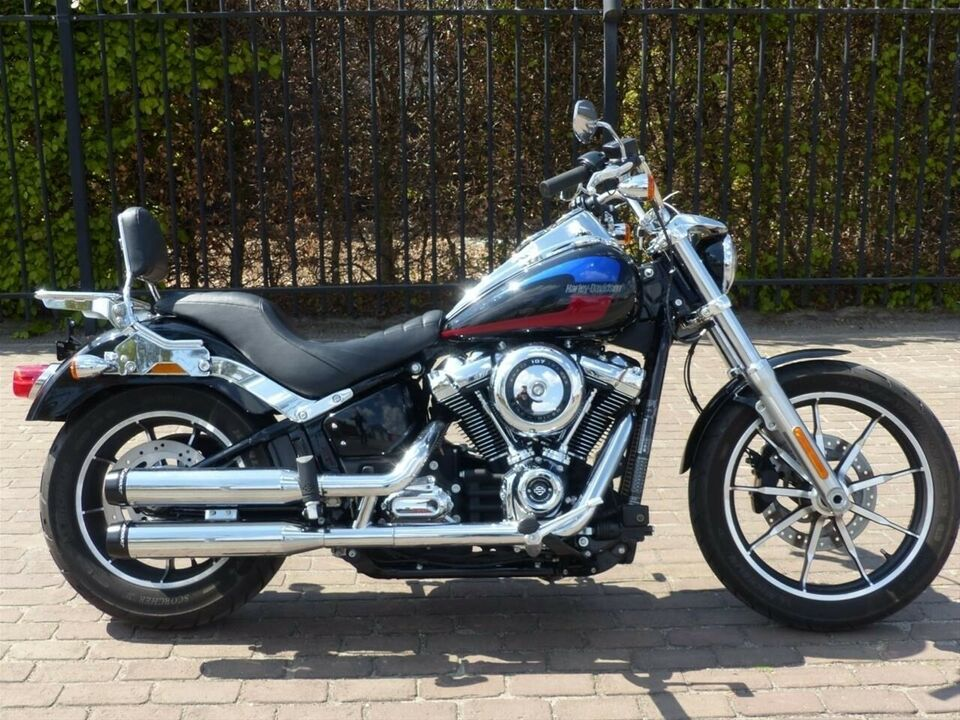 Harley-Davidson, FXLR Low Rider, ccm 1745