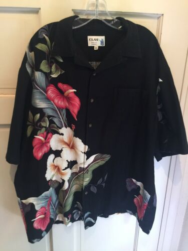 Iolani Aloha Shirt
