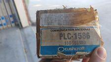 Cushcraft  PLC-1586 158-166 MHz, 7.1 DBD GAIN, YAGI, UHF, communication antenna.