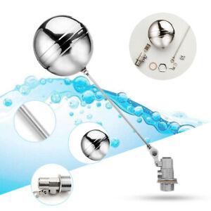 New 1/2'' Float Ball Valve Stainless Steel High Pressure Water Tank kit UK