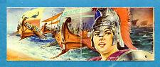 I GRANDI DELLA STORIA - Figurina/Sticker n. 23+24 - ACHILLE -Rec