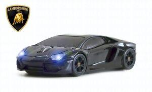Lamborghini-Aventador-Wireless-Car-Mouse-Black-CHRISTMAS-GIFT