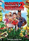 Cloudy With a Chance of Meatballs 2 (DVD, 2014, Canadian)