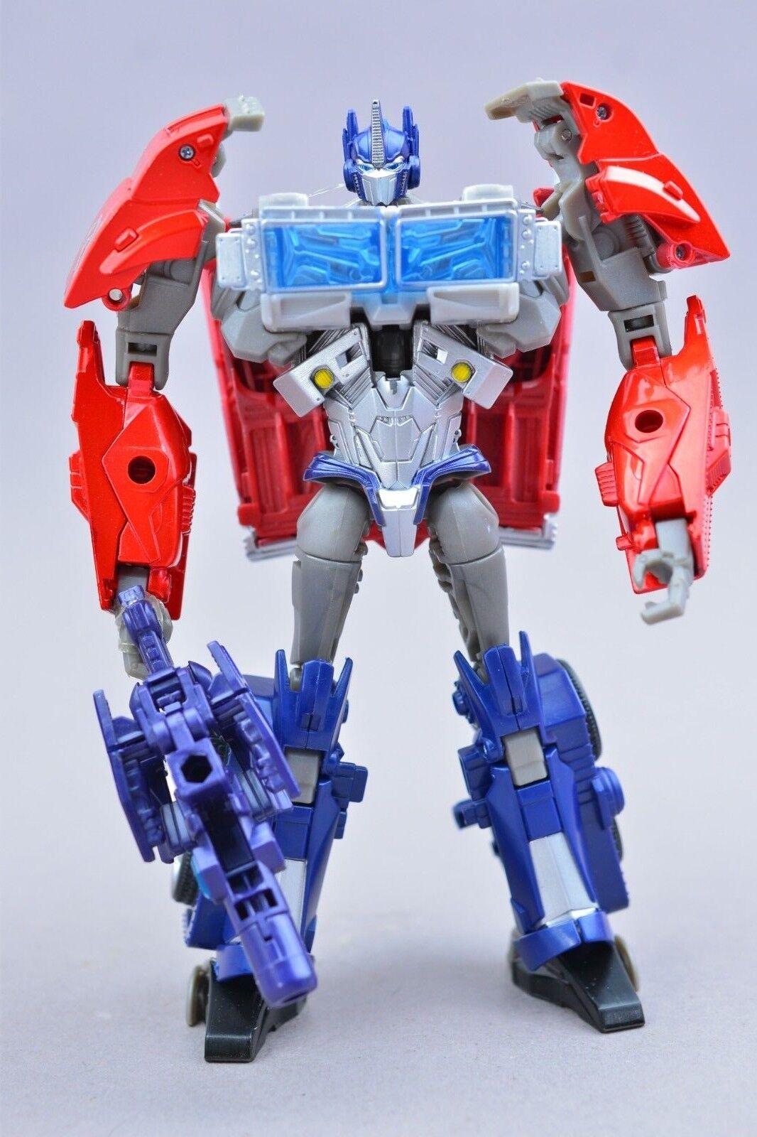 Transformers Braccio Micron Optimus Prime Completo Gaia Unicron Versione