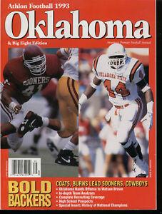 Athlon-Sports-Oklahoma-Football-amp-Big-Eight-Edition-1993