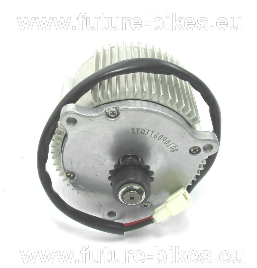 Naeodym Magnet Motor 36V800W mit Freilauf passend für Tante Paula Ferdinand 3
