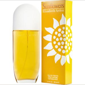 SUNFLOWERS-by-Elizabeth-Arden-3-4-oz-100-ML-Perfume-NEW-IN-BOX-amp-SEALED