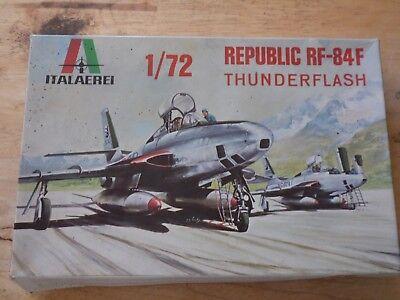 Model Kit Sword 1//72 SW72117 Republic RF-84F Thunderflash box 2