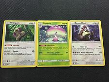 Pokemon : SM BASE SET THEME DECK EXCLUSIVE NON-HOLO LOT