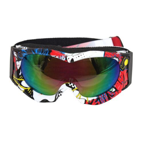 New Ski Goggles Snow Snowboard Snowmobile Skate Goggles Children GOGGLES TDRMOTO