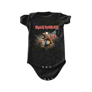 AC//DC For Those About To Rock Baby Romper Onezies 6-24 Month Heavy Metal Music
