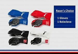 Details about PUMA Kart Gloves Race Gloves Karting Gloves Racing gloves with free gift