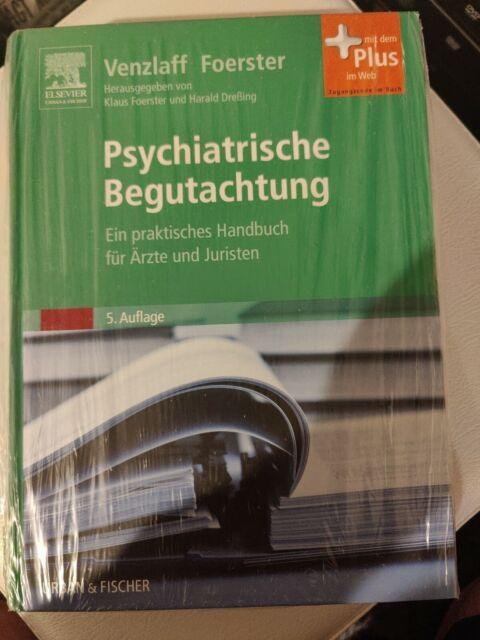Psychiatrische Begutachtung Auflage 5 NEU
