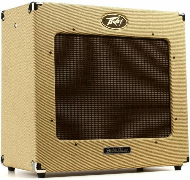 Peavey Delta Blues 115-Tweed 30 watt Guitar Amp