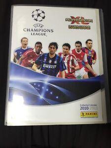 CHAMPIONS-LEAGUE-2010-2011-27-LIMITED-EDITION-EDICIONES-LIMITADAS