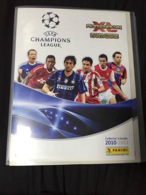 CHAMPIONS LEAGUE 2010-2011 : 27 LIMITED EDITION/EDICIONES LIMITADAS