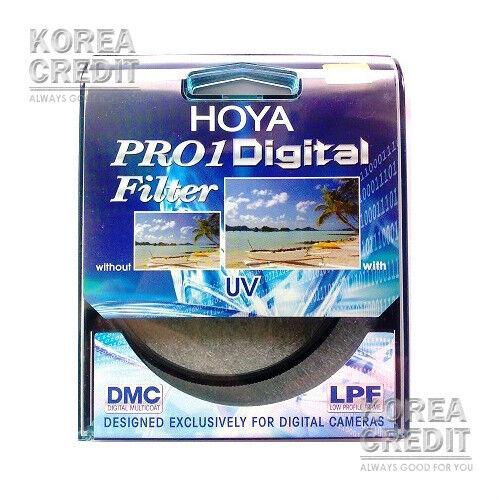NEW Genuine HOYA 49mm Pro1 Digital UV Filter 49mm  PRO 1D UV(o) Filtre