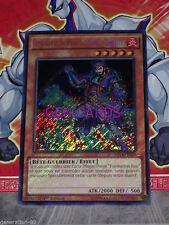 Carte Yu Gi Oh CONFRERIE DU POING DE FEU - COYOTE MP14-FR054