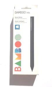 Wacom - Bamboo Ink Smart Stylus – Black CS321AK *BROKEN TOP BUTTON