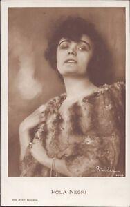 Pola-Negri-Ross-Star-Postcard-Ak-D-185